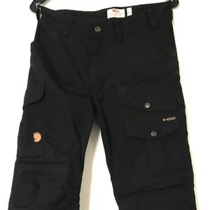 Fjallraven - Vidda Pro Trousers Black (Size US 29)